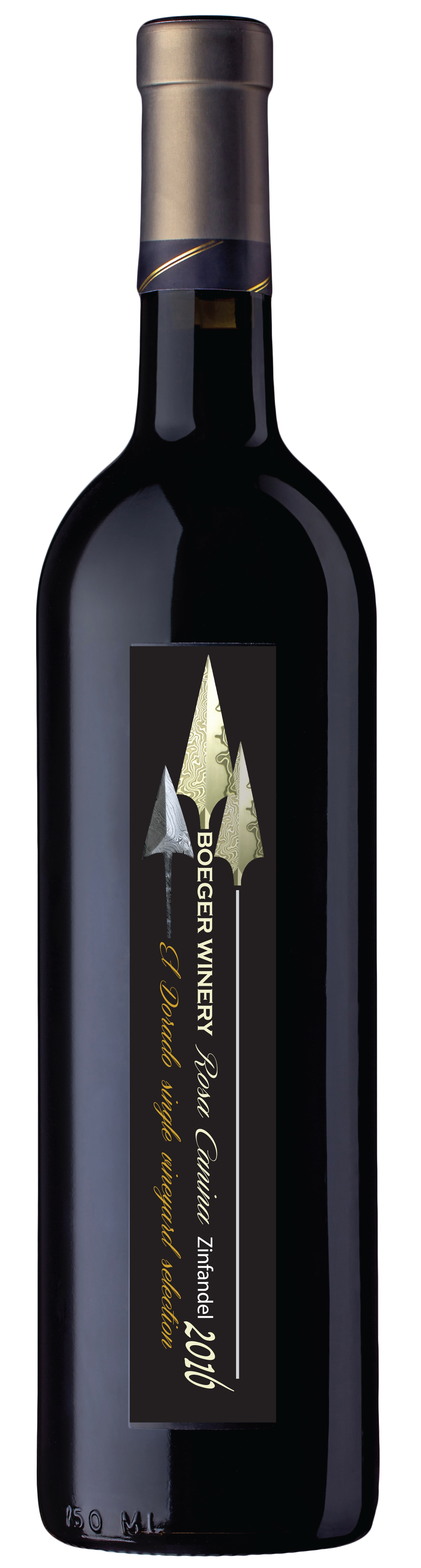 Product Image for 2016 Rosa Canina Zinfandel